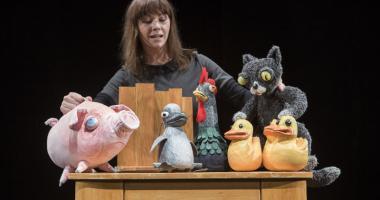 Divadlo U staré herečky - Ošklivé kačátko