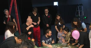 Workshop Roberta Smolíka